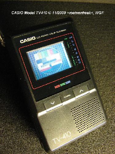 Casio Tv 410