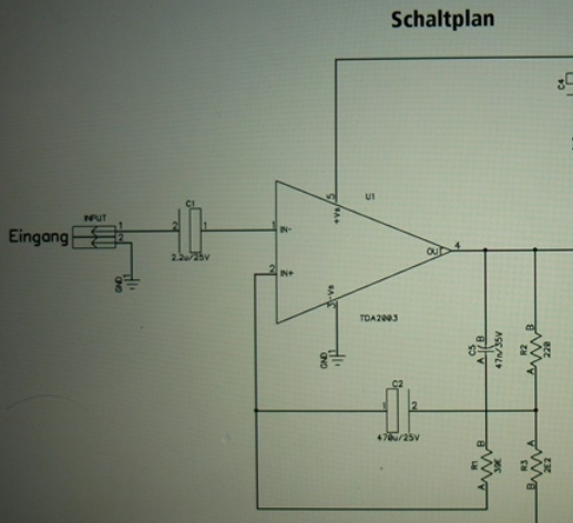 Verstärker für Detektorradio | Audiogeräte › Audio. Technik | Wumpus ...